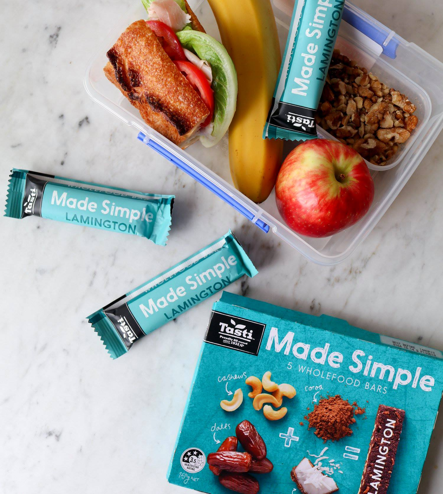 Guilt Free Snacks Made Simple