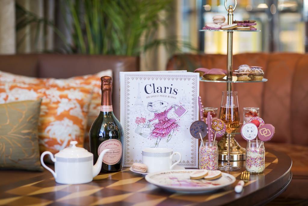 Megan Hess's Claris the Mouse High Tea
