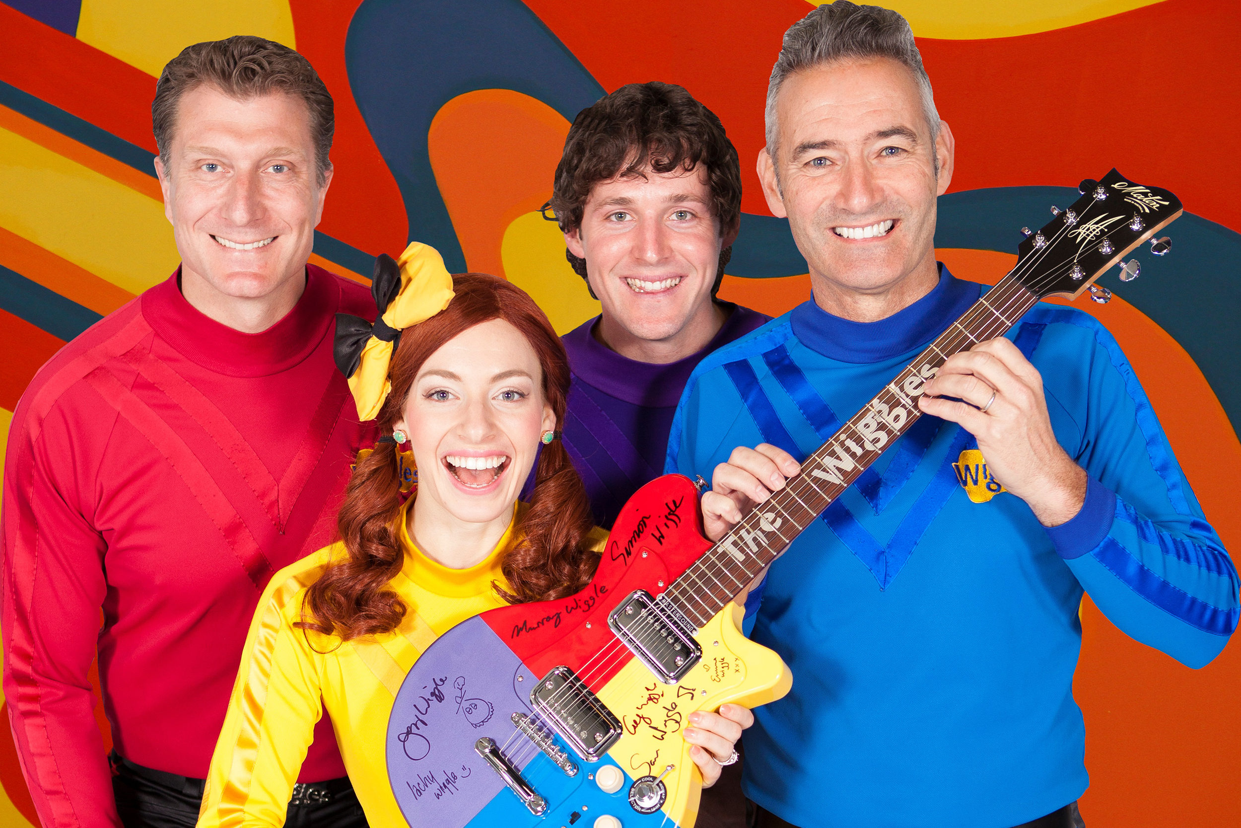 The Wiggles at The Powerhouse Museum