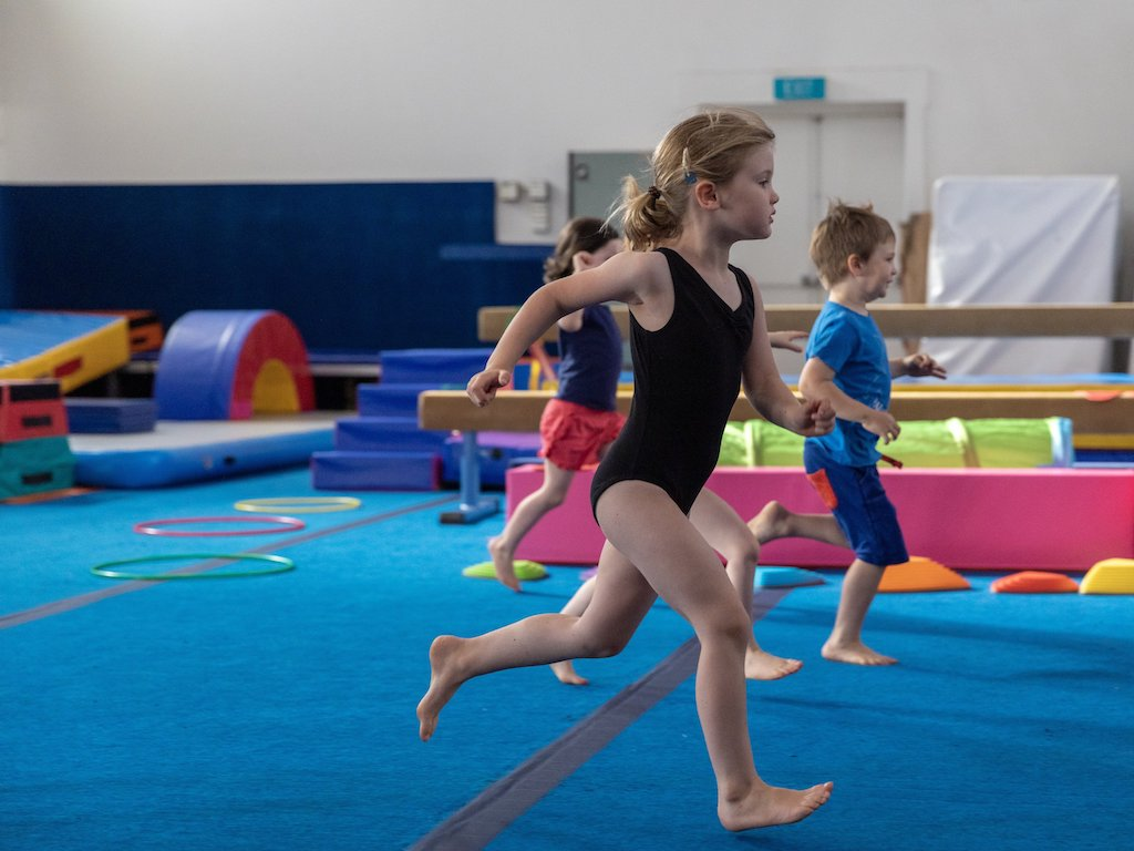 Gymkidz Enrolments Open Term 1